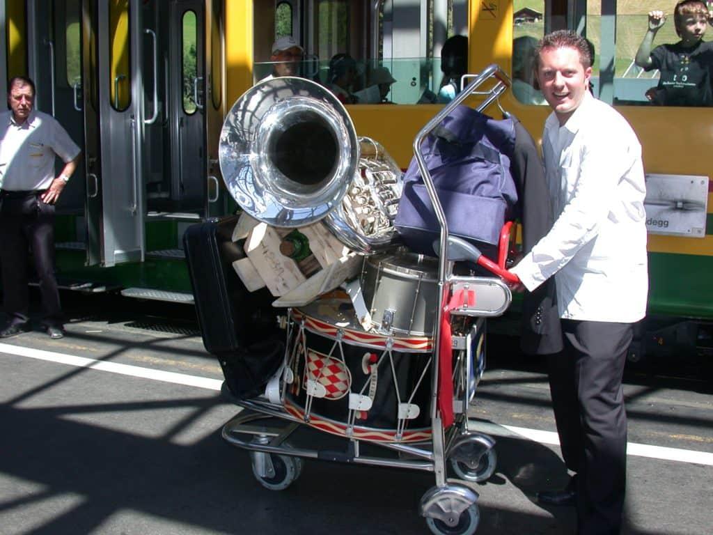 Musikreise nach Wengen