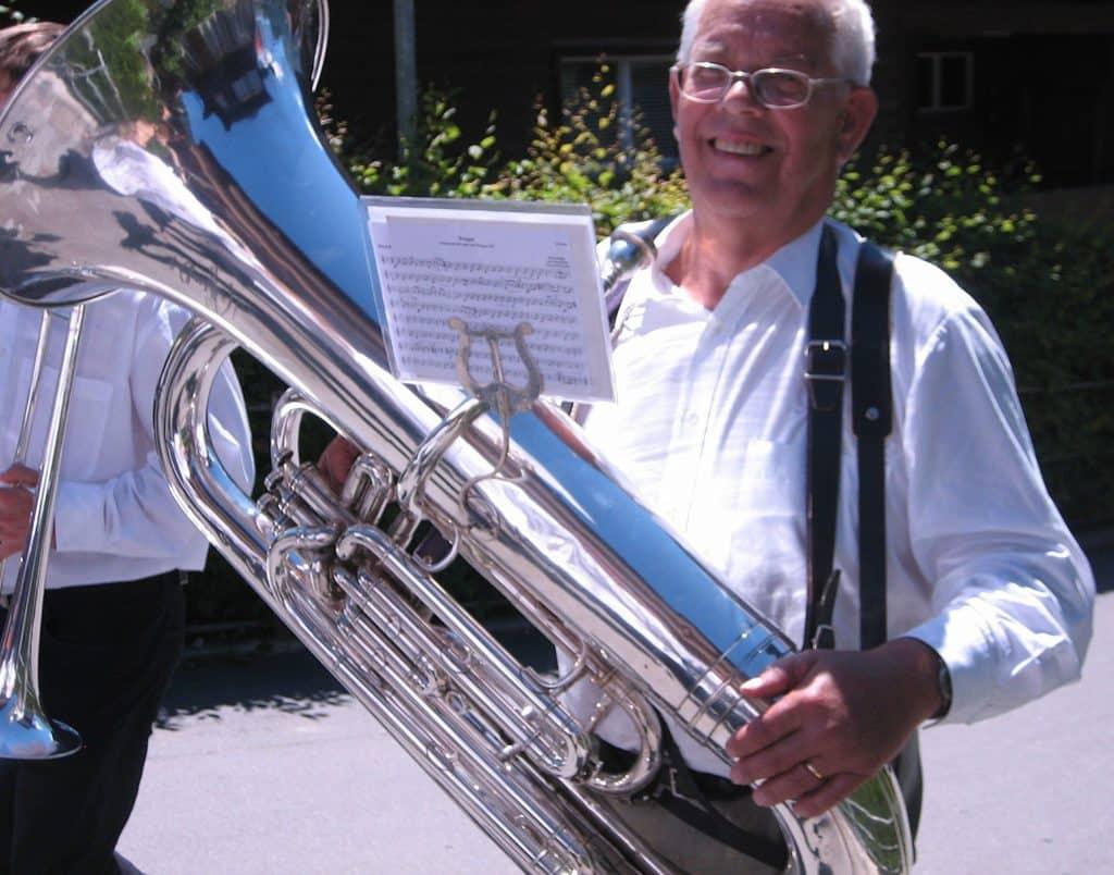 Walter Schmutz wird CISM-Veteran